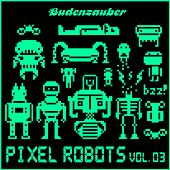 Pixel Robots, Vol. 3 de Various Artists