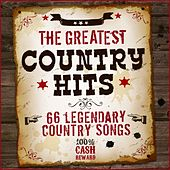 The Greatest Country Hits (66 Legendary Country Songs) de Various Artists