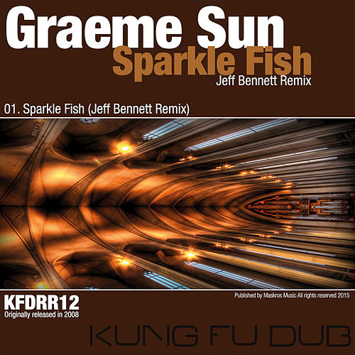 Sparkle Fish by Graeme Sun