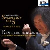 Tchaikovsky: Symphony No. 5 & Marche Slave by Czech Philharmonic Orchestra