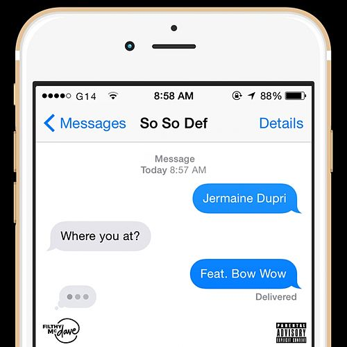 WYA (Where You At?) [feat. Bow Wow] - Single by Jermaine Dupri