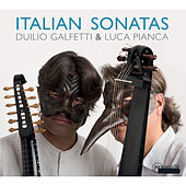 Italian Sonatas for Mandoline by Luca Pianca