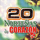 20 Nortenas De Corazon by Various Artists