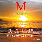 Sunset Hours, Vol. 2 - Marini's on 57 de Various Artists