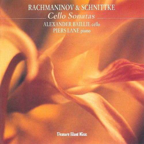Cello Sonatas by Alexander Baillie