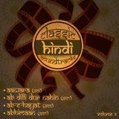 Classic Hindi Soundtracks : Aawara (1951), Ab Dilli Dur Nahin (1957), Ab-E-Hayat (1955), Abhimaan (1957), Volume 4 by Various Artists