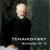 Tchaikovsky, Sinfonía Nº 5 by Radio-Symphonie-Orchester Berlin