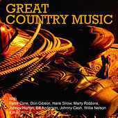 Great Country Music by Various Artists