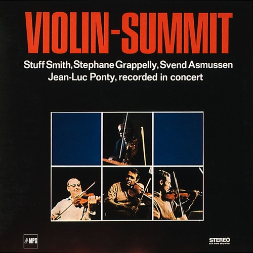 Violin Summit by Stuff Smith