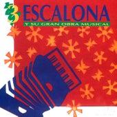 Escalona y Su Gran Obra Musical, Vol. 3 de Various Artists