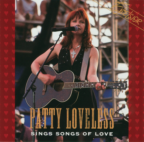 Sings Songs Of Love by Patty Loveless