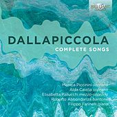 Dallapiccola: Complete Songs von Various Artists