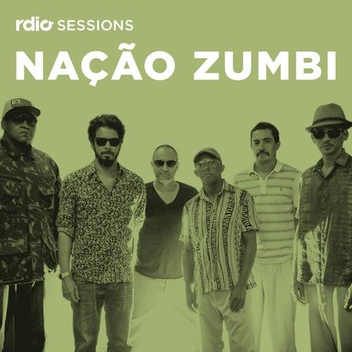 Rdio Sessions by Nação Zumbi