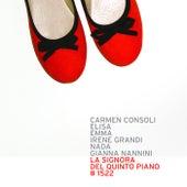 La Signora Del Quinto Piano # 1522 di Carmen Consoli