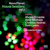 Nova Planet House Sessions, Vol. 1 (Compiled by DJ Nova) by Various Artists