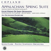 Copland: An Outdoor Overture, Appalachian Spring & 8 Poems of Emily Dickinson by Various Artists