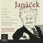 Janáček: Orchestral Works by Filharmonie Brno
