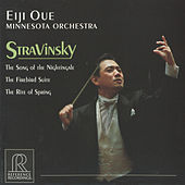 Stravinsky: Le chant du rossignol, The Firebird Suite & The Rite of Spring von Minnesota Orchestra