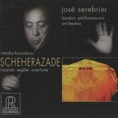 Rimsky-Korsakov: Scheherazade, Op. 35 & Russian Easter Overture, Op. 36 by Various Artists