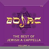 The Best of Jewish A Cappella (BOJAC), Vol. 4 by Various Artists
