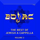 The Best of Jewish A Cappella (BOJAC), Vol. 2 by Various Artists