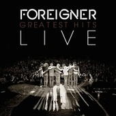 Greatest Hits Live by Foreigner