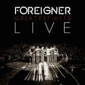 Greatest Hits Live von Foreigner
