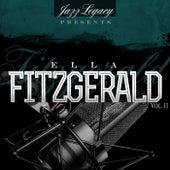 Jazz Legacy, Vol. 2 (The Jazz Legends) by Ella Fitzgerald