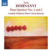 Dohnányi: Piano Quintets Nos. 1 & 2 de Gottlieb Wallisch
