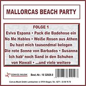 Mallorca's Beach Party, Folge 1 de Various Artists
