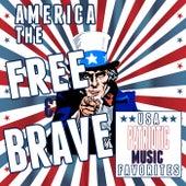 USA Patriotic Music Favorites: America the Free & Brave de Various Artists