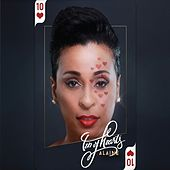 Ten of Hearts by Alaine
