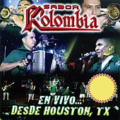 En Vivo... Desde Houston, TX (En Vivo) by Sabor Kolombia