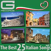 The Best 25 Italian Songs, Vol. 3 de Various Artists