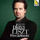 Jablonski Plays Liszt by Peter Jablonski