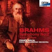 Brahms: Symphony No. 2 & Tragic Overture by Czech Philharmonic Orchestra