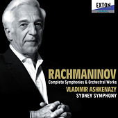 Rachmaninov: Complete Symphonies and Orchestral Works di Sydney Symphony