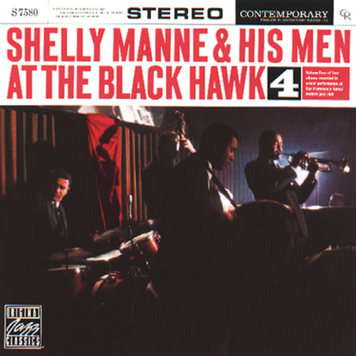 At The Black Hawk, Vol. 4 by Shelly Manne