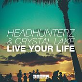 Live Your Life van Headhunterz