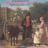 Mendelssohn: Symphony 1 and Symphony 5 by Milton Keynes Chamber Orchestra