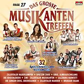 Das grosse Musikantentreffen Folge 27 by Various Artists