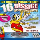 DJ Kroko präsentiert: 16 bissige Stimmungshits von Various Artists