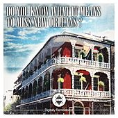 Do You Know What It Means to Miss New Orleans? de Various Artists