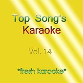 Top Song's Karaoke - Vol 14 de Fresh Karaoke