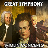 Great Symphony. Violin Concerto by Orquesta Lírica Bellaterra