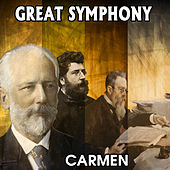 Great Symphony. Carmen by Orquesta Lírica Bellaterra