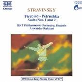 Firebird / Petrushka / Two Suites de Igor Stravinsky