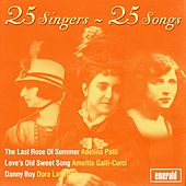 25 Singers - 25 Songs by Various Artists