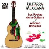 Guitarra Mexicana (20 Mega Hits) Los Poetas de la Guitarra y Antonio Bribiesca de Various Artists