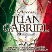 Gracias Juan Gabriel (20 Indispensables) by Various Artists